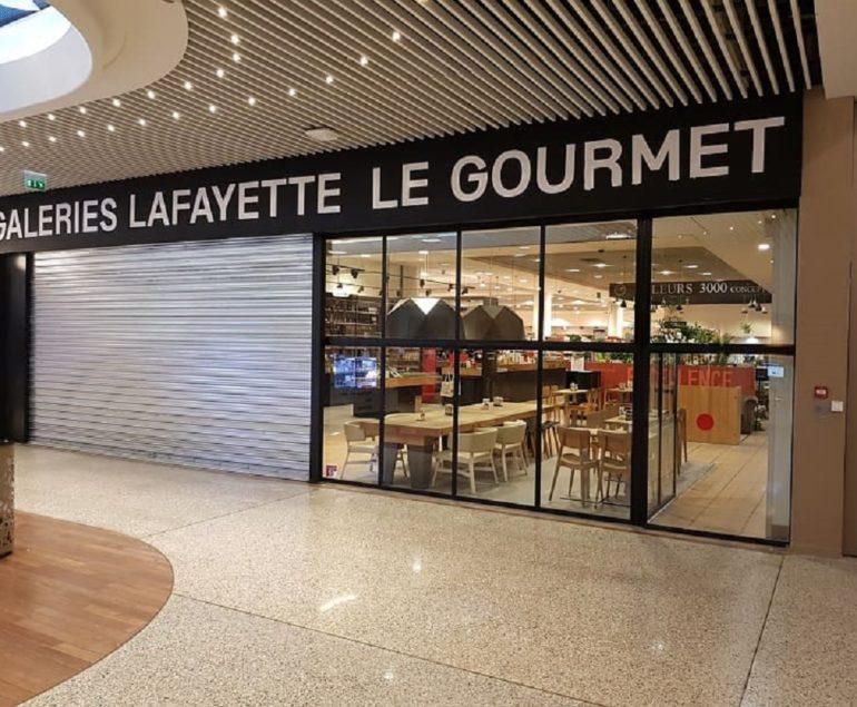 Sécurisez votre magasin avec un rideau réalisé par Yoann Metal, ferronnier Nice