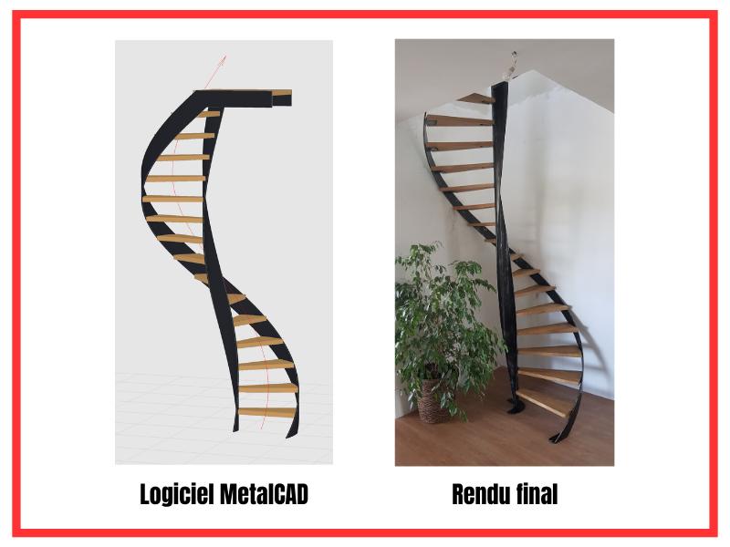 Logiciel MetalCAD - Yoann Metal