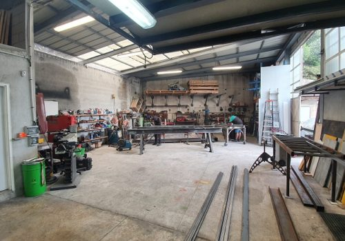 Votre ferronnier Nice Yoann Metal vous fait découvrir son atelier !